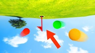 REVERSE CONTROLLED HOLE IN ONE CHALLENGE! (Golf It)