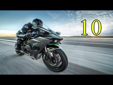 """10 อันดับ สุดยอด """"Big Bike"""" ที่แรงและเร็วที่สุดในโลก ปี 2017"""