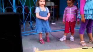 юлия танцует в евпатории