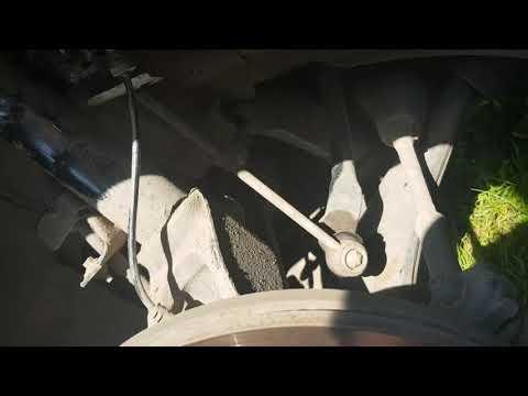 Замена стойки стабилизатора Форд Фокус 3