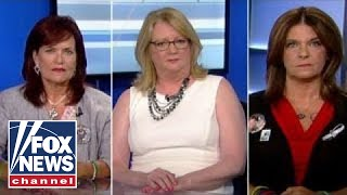 'Angel moms' respond to critics of White House event