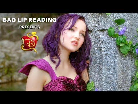 Bad Lip Reading Presents: Descendants | Disney XD