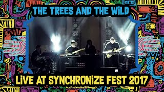 Trees and The Wild Live at SynchronizeFest - 8 Oktober 2017