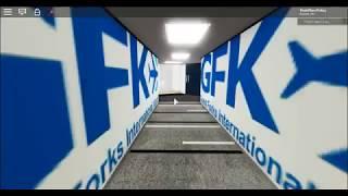 Roblox Grand Forks International Airport (GFK) (Read Description For More)