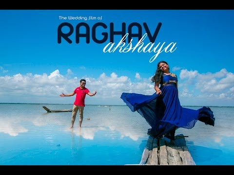 AKSHAYA & RAGHAV | TAMBRAHM WEDDING FILM