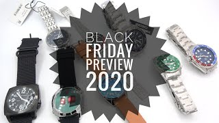 Black Friday Watches Sąle of 2020 Preview