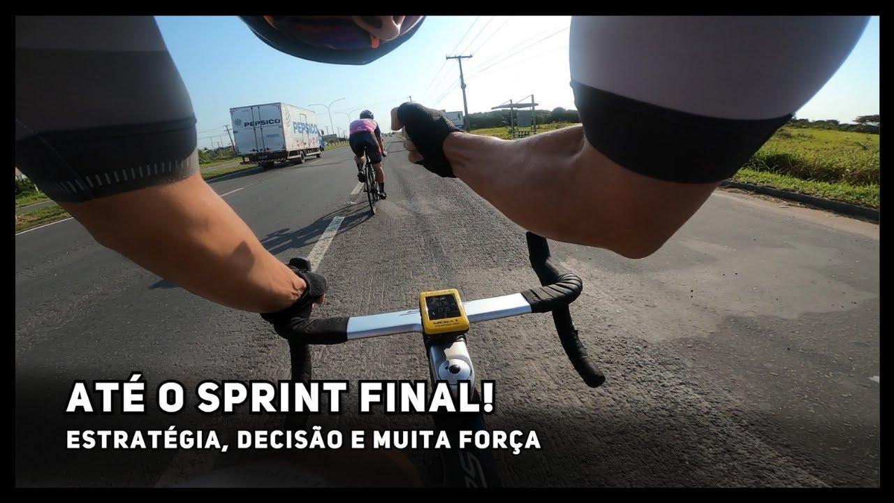 Estratégia e Muita Força até o Sprint Final de Speed | Café na Trilha