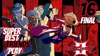 Best Friends Play Devil May Cry 3 HD (Part 16 FINAL)