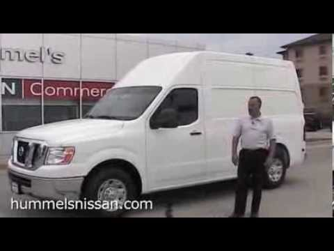 Meet The Nissan Nv 3500 High Roof At Hummel S Nissan In