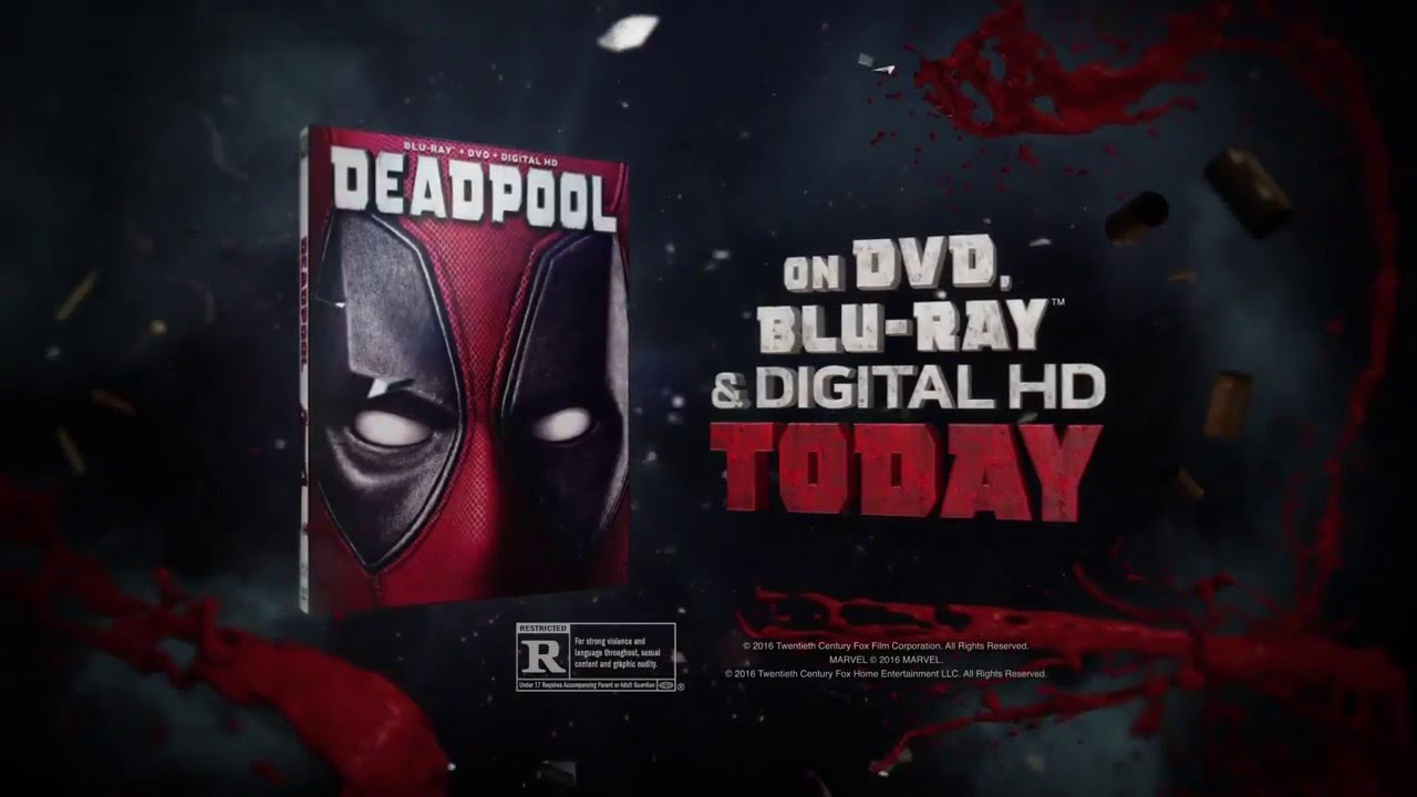 Deadpool 2016 Official Blu Ray Movie Trailer 2 Punch In The Balls Hd Youtube