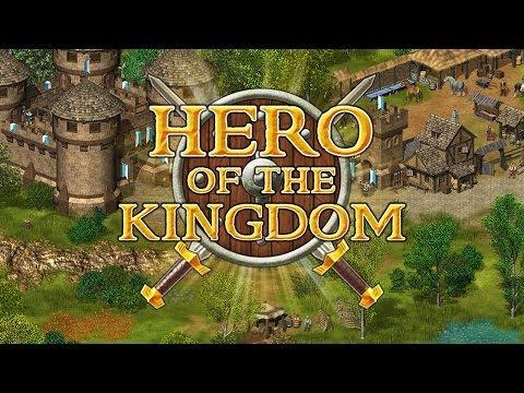 HERO OF THE KINGDOM [HD+] #001 - Dramatischer Auftakt ★ Lets Play Hero of the Kingdom