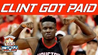 Did Rockets Overpay for Clint Capela ? | Hoops N Brews