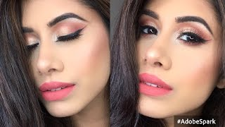 Instagram Baddie Make up | Malvika Sitlani
