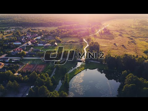 ⛰️ Light of Nature | DJI Mini 2 Cinematic Footage | 4K Drone Video