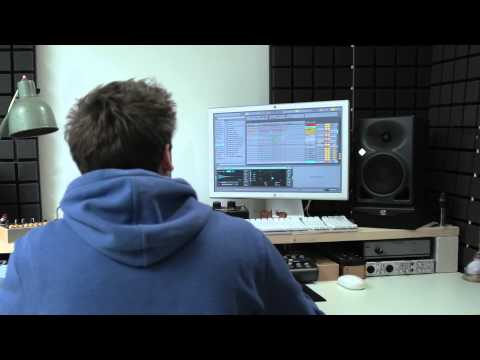 Convolution Reverb in Ableton Live 9 Suite