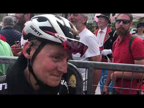"""Sam Oomen negende in Giro d'Italia: """"Weet niet waar ik de energie vandaan haalde"""" - WIELERFLITS"""