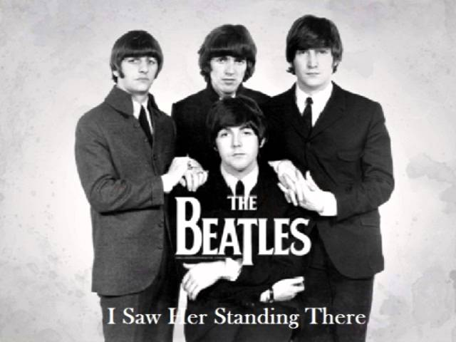 The Beatles I Saw Her Standing There Chords Chordify