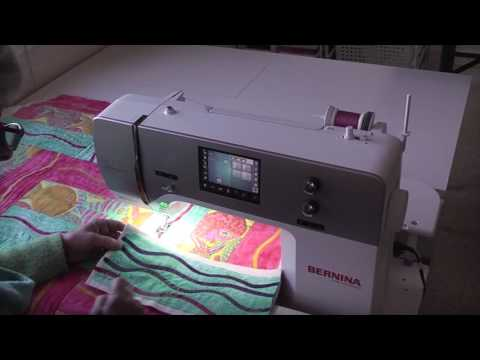 How to Quilt Wave Patterns