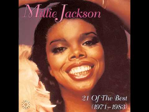 Millie Jackson  Loving Arms  Audio