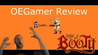 OEGamer Reviews: Age of Booty
