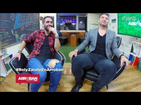 Roly Zárate: La anécdota con Fernando Hierro en las duchas del Real Madrid