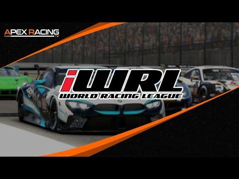 IWRL - World Racing League  R3 - Barber