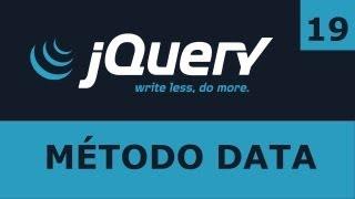 Tutorial jQuery 19: Método Data