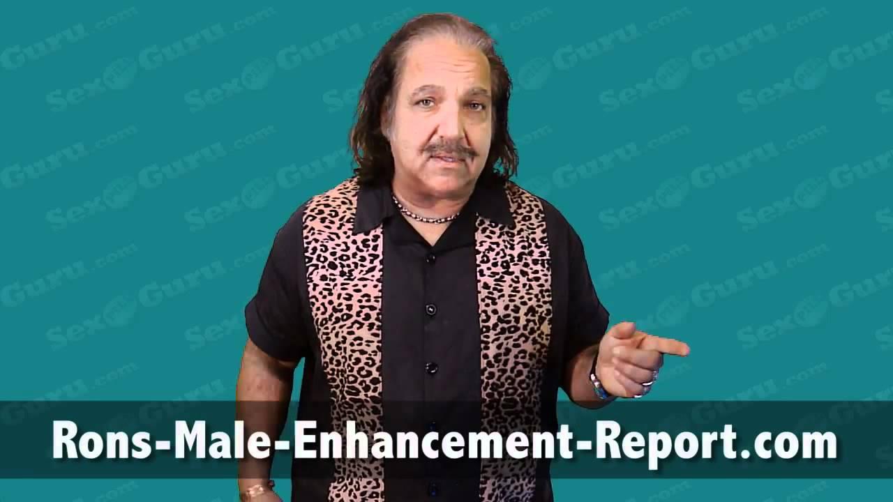 Ron Jeremy Talks Male Supplements - YouTube