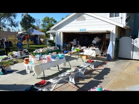 5 TRUE SCARY Garage Sale Horror Stories