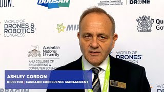 World of Drones & Robotics Congress 2020 | Ashley Gordon