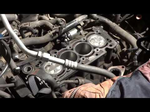Ремонт двигателя Chery QQ 2008 г.в. СБОРКА #10 Установка ЗАПУСК