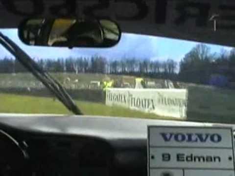 STCC 1999 deltävling 2 Ring Knutstorp