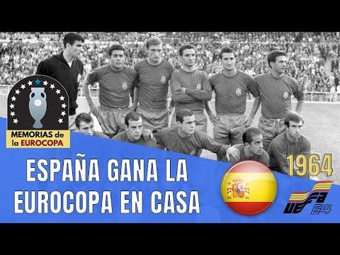 EUROCOPA 1964 🇪🇸 ESPAÑA Vs URSS Y El GOL De Marcelino   Historia De La Eurocopa