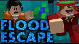Roblox : 3 Flood Escape