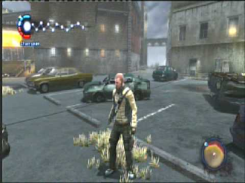 ps3 game infamous gameplay youtube