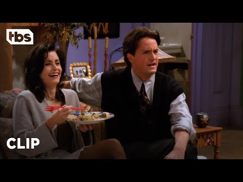 Watch : Friends: Chandler's Shocked ...