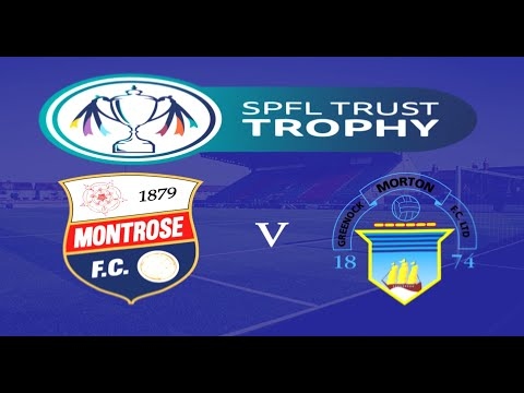 Montrose Morton Goals And Highlights
