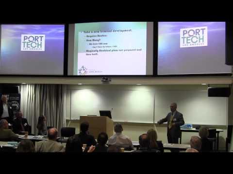 PortTech Forum: Energy Conservation, Consumption, Cost   Ben Chavdarian