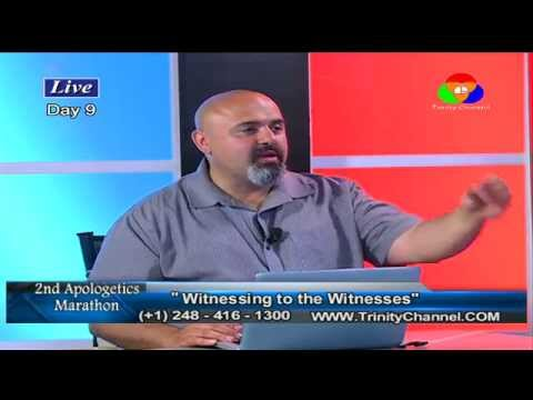 """Witnessing to the witnesses"""