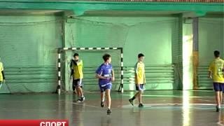 Вести 14.01.14 В Мелитопольской секции гандбола ждут левшей