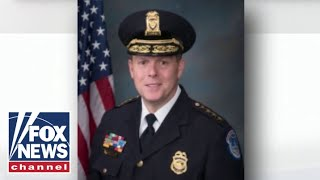 Capitol Hill Police Chief resigns effective January 16