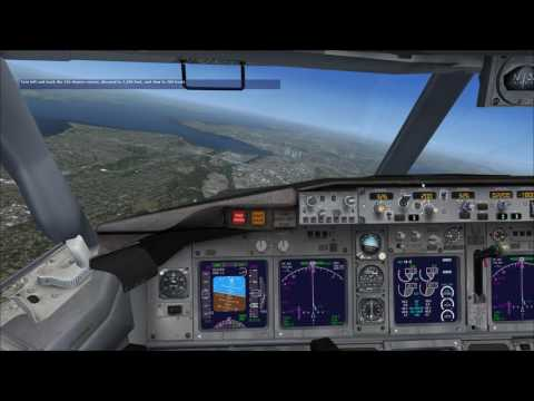 FSX LEARNING CENTER Airline Transport Pilot Lesson 3: The full ILS approach 定期運送用操縦士レッスン3:フルILSアプローチ