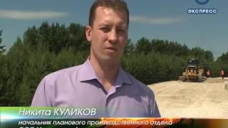 Дорога в селе Мордовская Норка станет выше на полметра