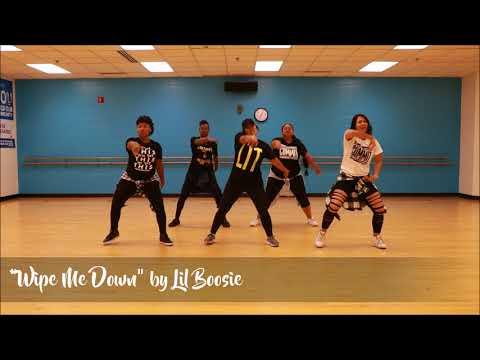 Lil Boosie  Wipe Me Down  Commit to You Choreo