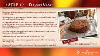 German Chocolate Cake Recipe - Easy To Prepare!