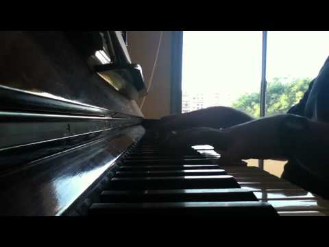 Paul McCartney - This Never Happened Before (Piano Cover)
