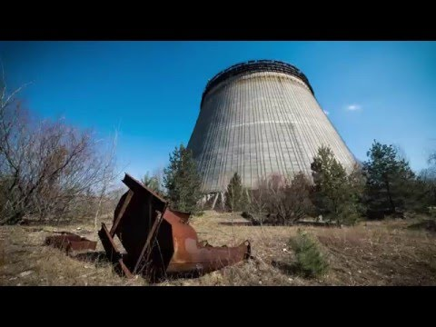 Chernobyl: 30 years of decay