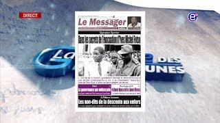 LA REVUE DES GRANDES UNES DU MARDI 20 AOUT 2019 - ÉQUINOXE TV