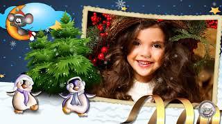 Новогоднее чудо - Новогодний детский проект слайд шоу ProShow Producer