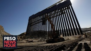 Behind Trump's 'unprecedented' reallocation of DOD money for border security President Trump is diverting some money for Defense Department infrastructure to instead construct or repair additional barrier sections on the U.S.-Mexico ..., From YouTubeVideos